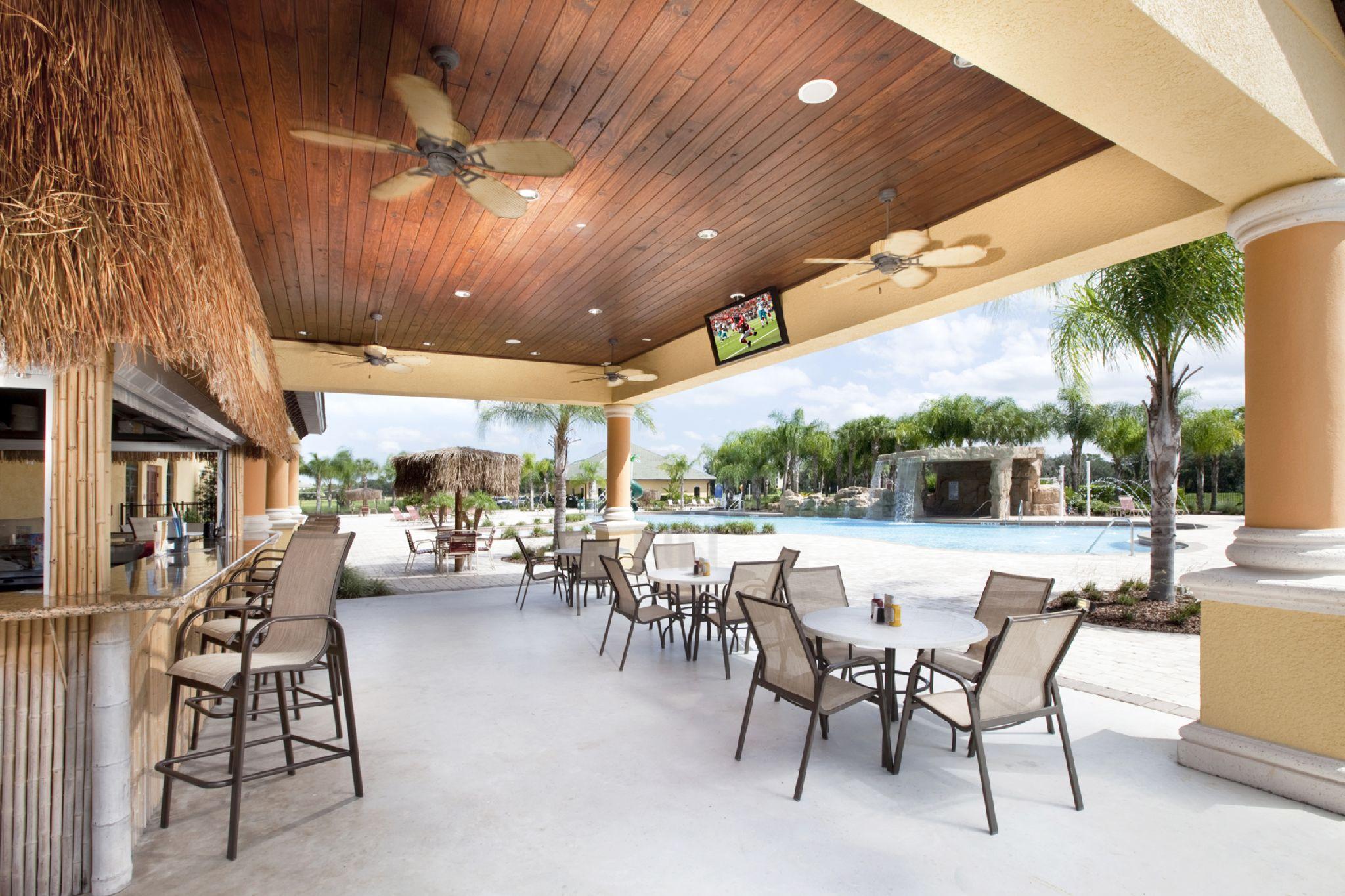 Aluguel por temporada em Orlando com piscina privativa