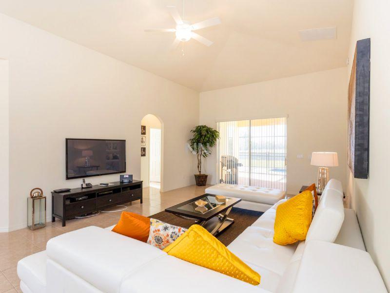 Casa de férias em Orlando perto da Disney