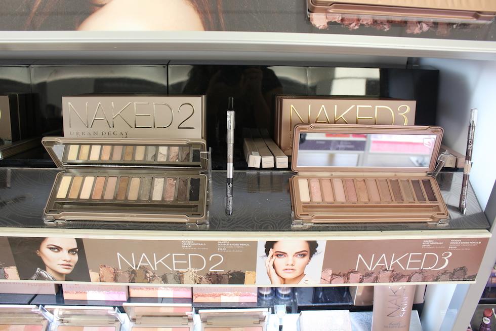 Paletas Naked 3 Ulta