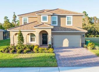 Casa para temporada em Orlando com piscina privativa