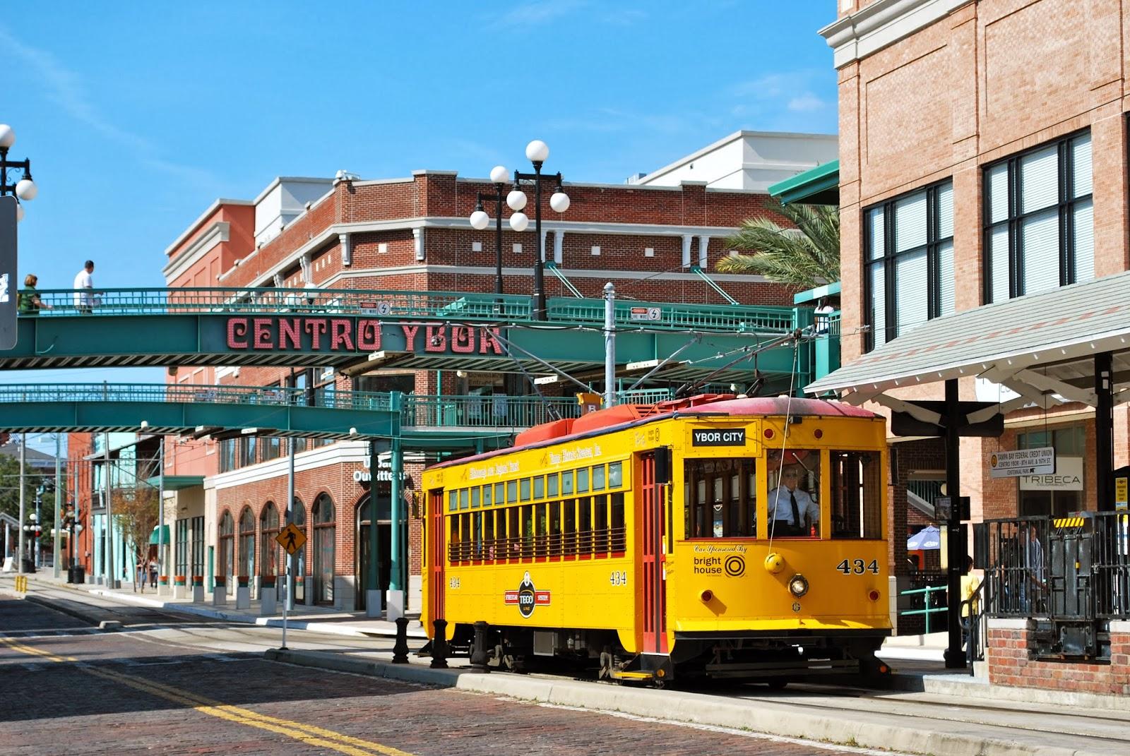 Tampa Ybor City