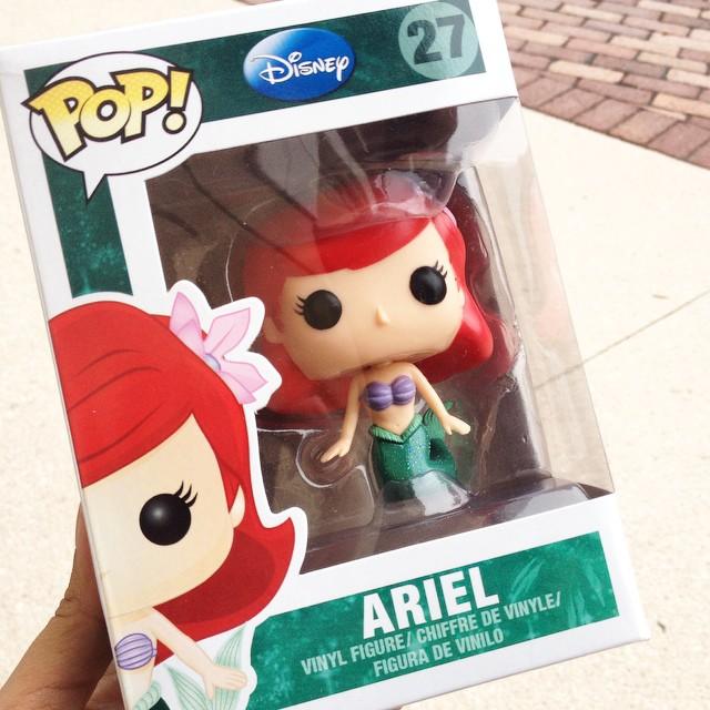 Ariel Funko Pop