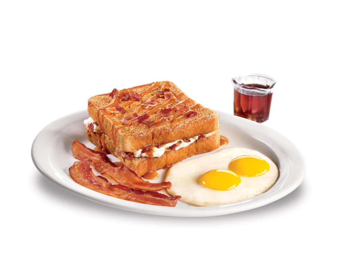 Café da manhã do Dennys