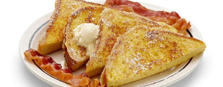 French Toast do Dennys