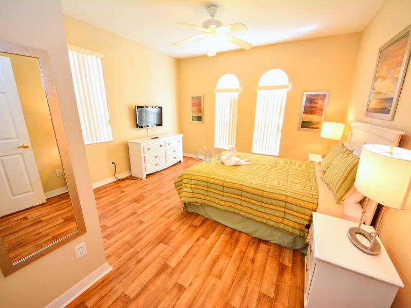 Espaçosa casa para alugar em Orlando