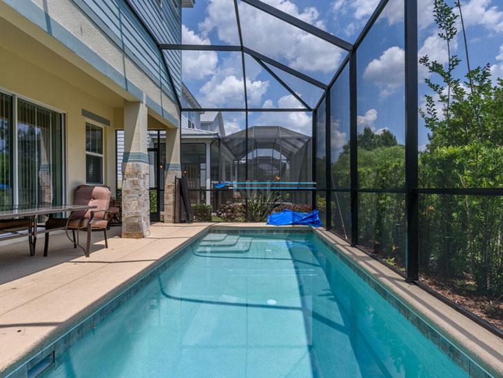 Casa em Orlando com Golf Resort