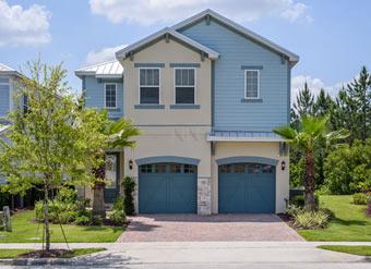Casa em Orlando com Golf Resort Destaque