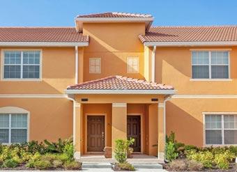 Aluguel de casa de temporada em Orlando