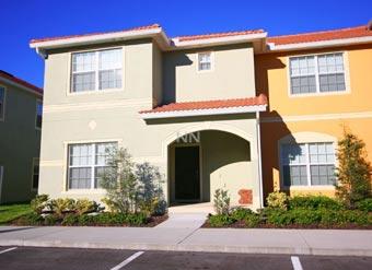 Casa de férias em Kissimmee Orlando fachada