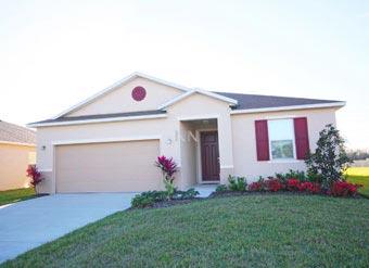 Casa em Orlando para alugar entrada