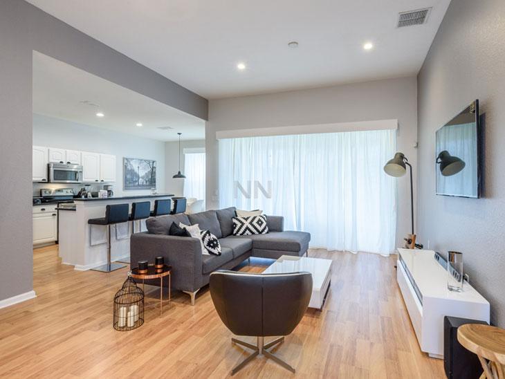 Casa grande para alugar em Orlando
