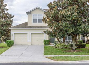 Casa grande para alugar em Orlando Destaque