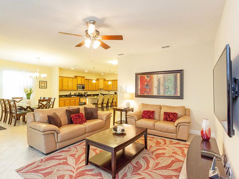 Casa de aluguel em Orlando para temporada
