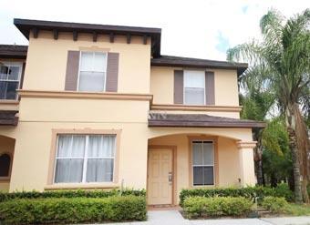 Casa de temporada em Orlando Kissimmee Entrada