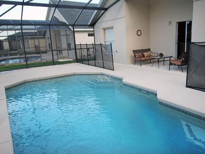 Casa de férias em Orlando com piscina
