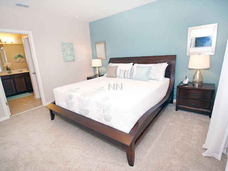 Casa em Orlando bem decorada, condomínio Resort de luxo