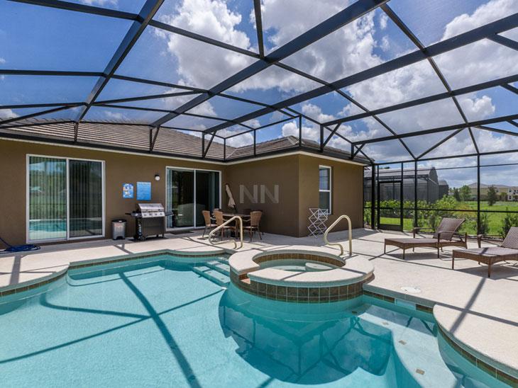 Linda casa para alugar em Orlando