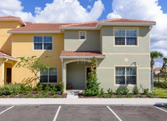Linda casa para alugar em Orlando Kissimmee Destaque