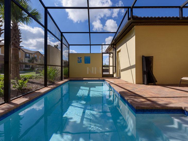 Casa nova para alugar em Orlando