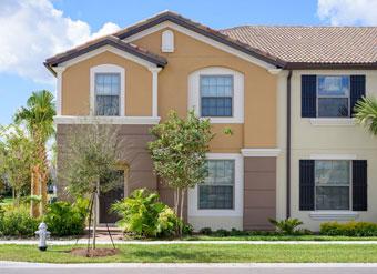 Casa nova para alugar em Orlando Destaque