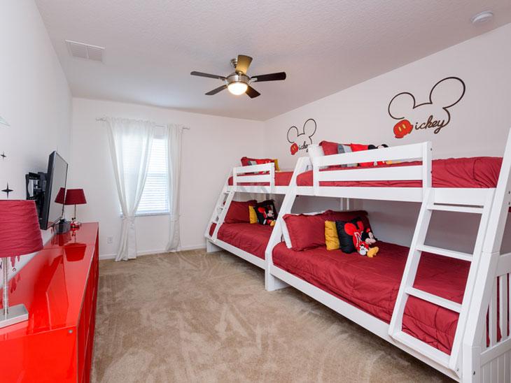 Casa na Disney para temporada em Orlando