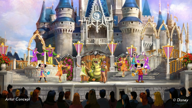 Mickey's Royal Friendship Faire (Magic Kingdom)