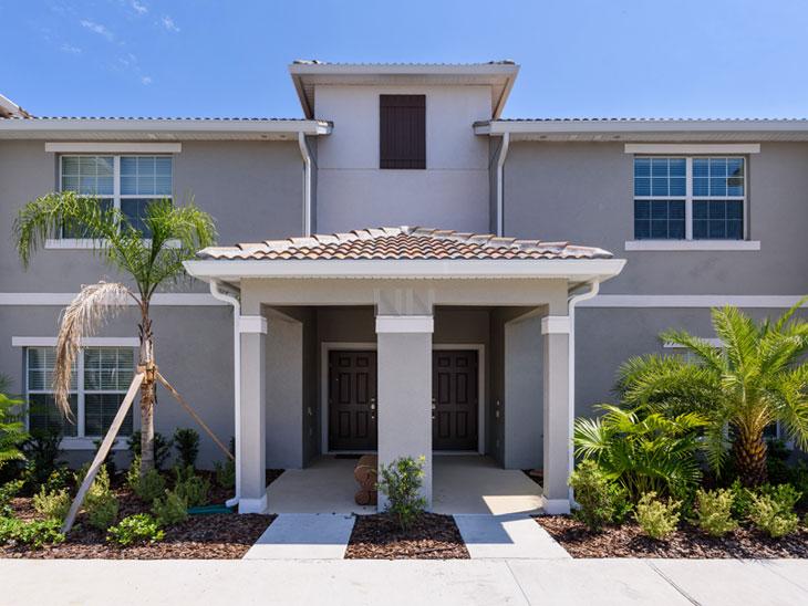Casa em Orlando na região de Kissimmee