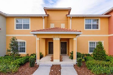 Casa para alugar em Orlando em Resort Fachada