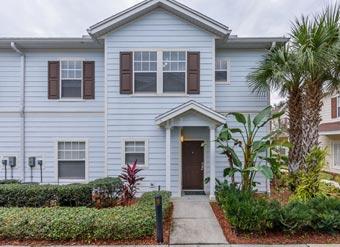 Casa para Temporada em Orlando Florida Destaque