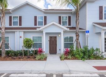 Ótima Casa para alugar em Orlando Destaque
