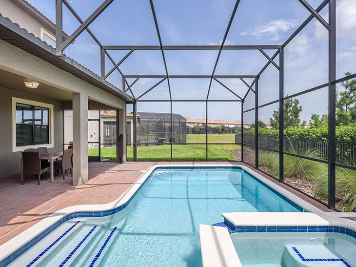 Alugar casa de Temporada em Orlando