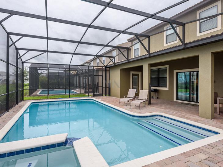 Casa em Orlando para férias