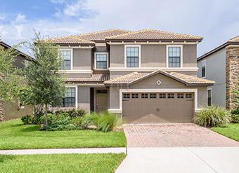Casa para alugar em Orlando de férias Destaque
