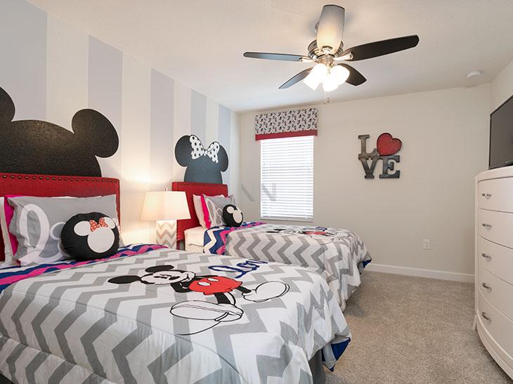 Sua casa de temporada em Orlando