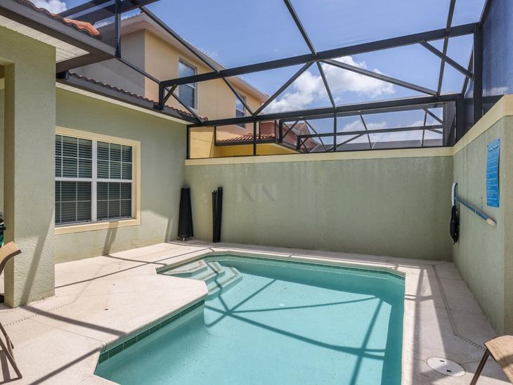 Casa para alugar em Orlando bem localizada