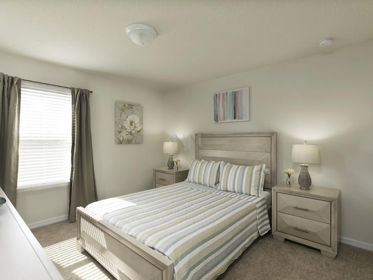 Casa em Orlando nova e bem decorada