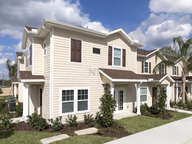 Casa em Orlando temática