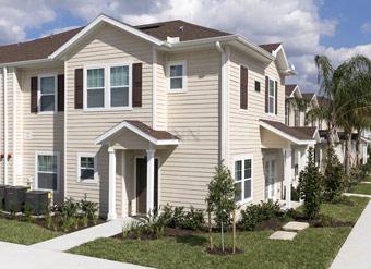 Casa em Orlando temática Condomínio