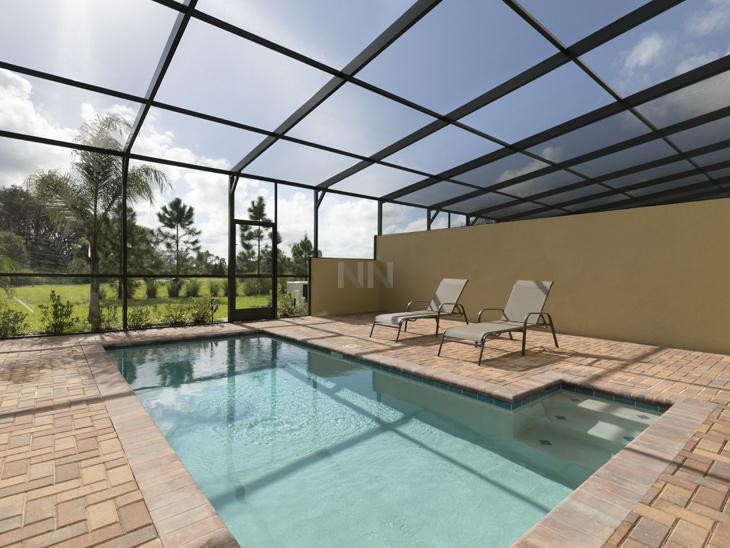Casa de férias em Orlando Disney