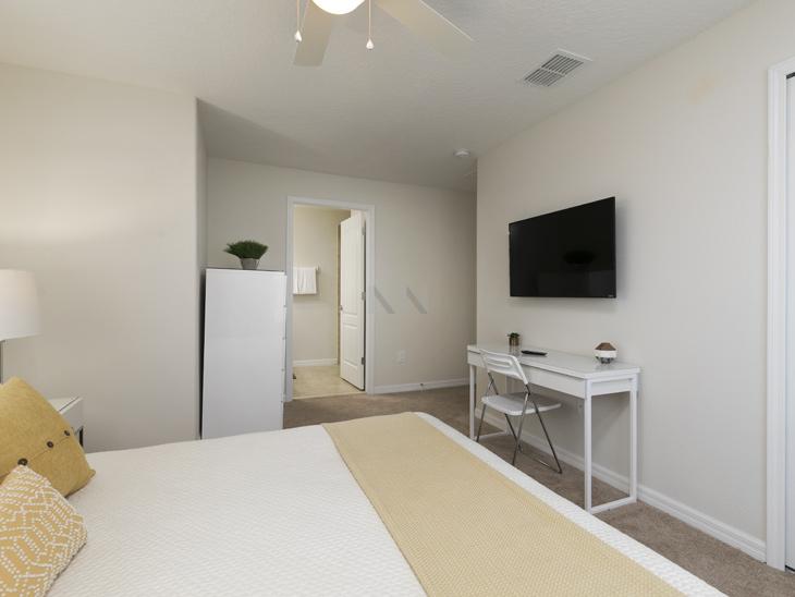 Casa para temporada em Orlando em Resort