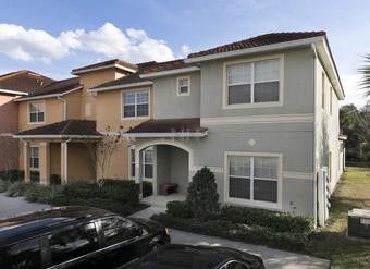 Casa para temporada em Orlando em Resort Destaque