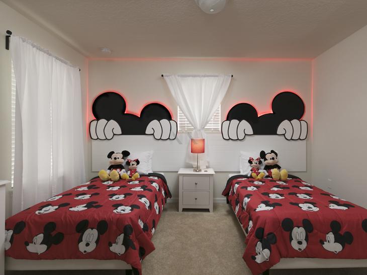 Linda Casa na Disney de temporada