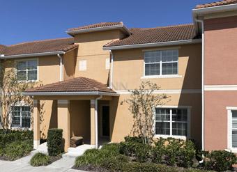 Moderna casa para alugar em Orlando Destaque
