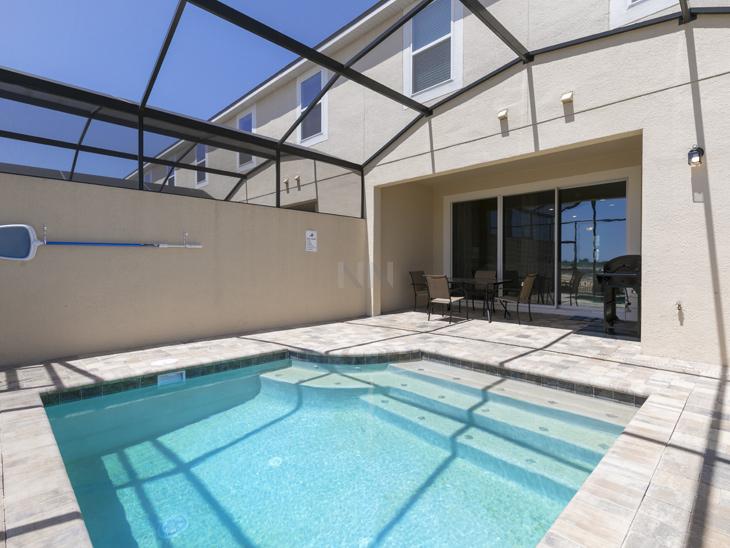 Resort em Orlando de última geração