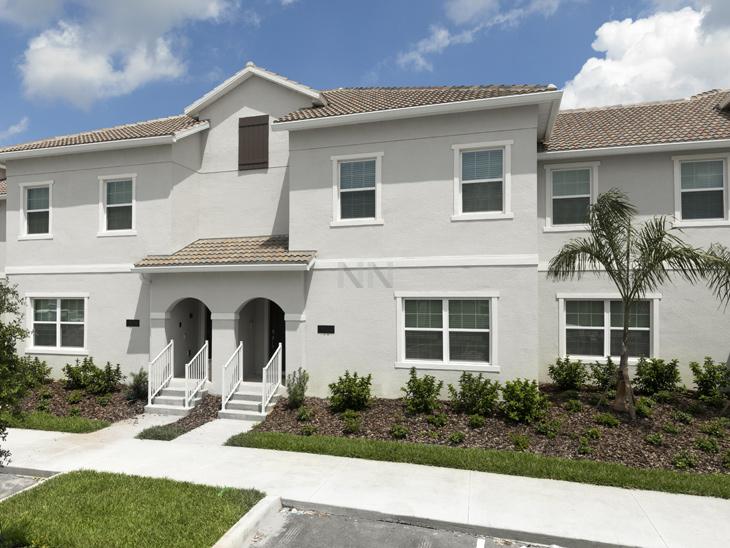 Uma Casa em Orlando bem localizada em Kissimmee